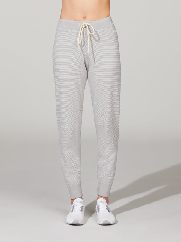 VARLEY LIGHT GREY ALICE SWEATPANT