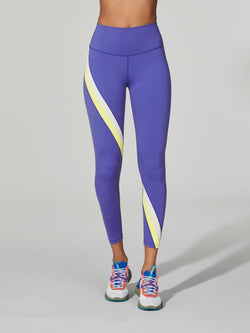 BARRY'S FIT ROYAL LEMON SAND HIGH WAIST 7/8 SPEED TIGHT