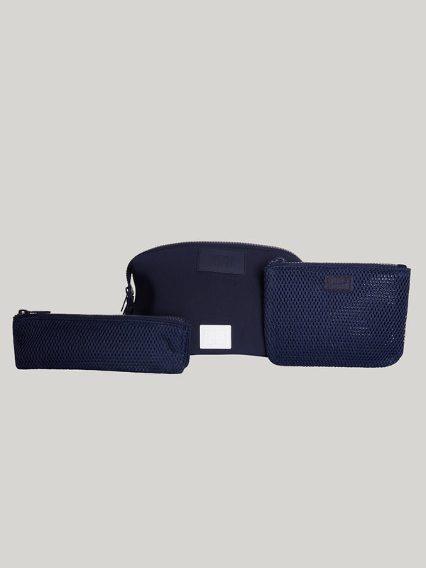 DAGNE DOVER X BARRY'S HUNTER TOILETRY BAG