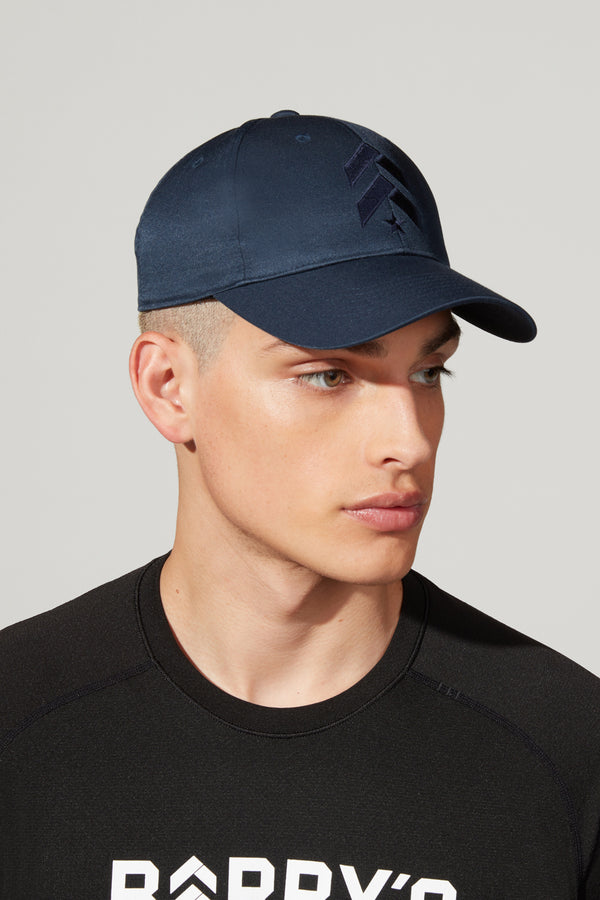 BARRY'S FIT NAVY PERFORMANCE HAT