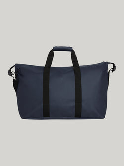 RAINS BLUE WEEKEND BAG