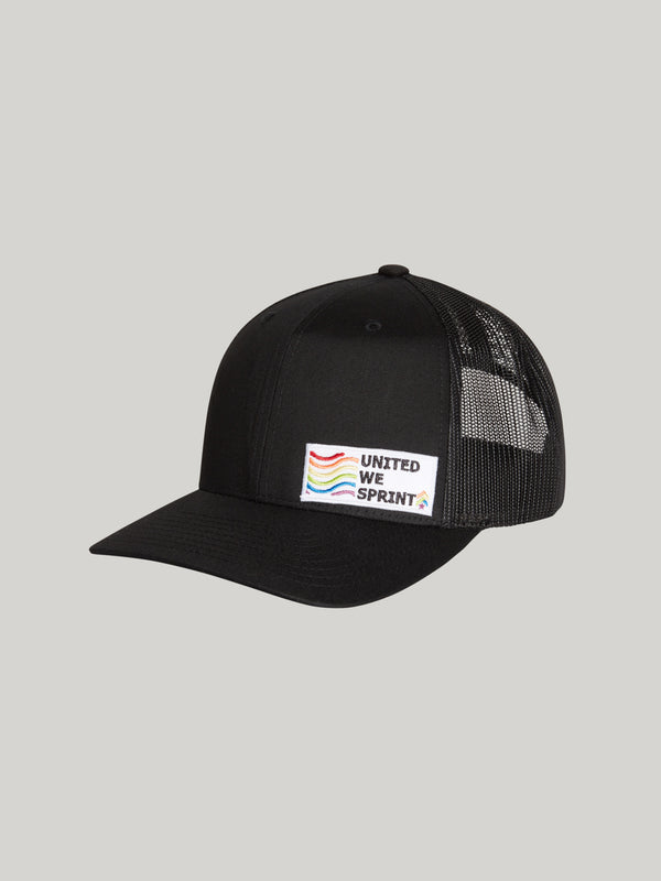 BARRY'S PRIDE FLEXFIT TRUCKER HAT