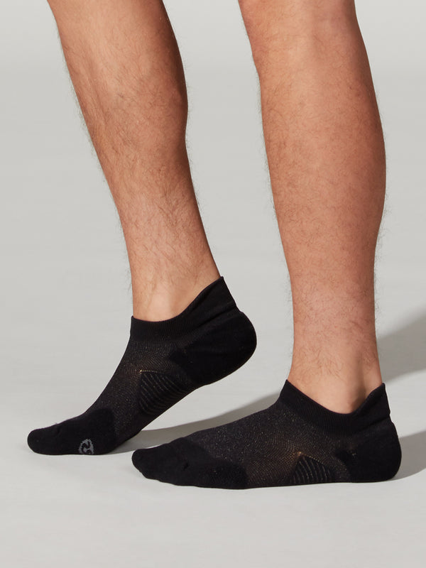 LULULEMON BLACK T.H.E SOCK