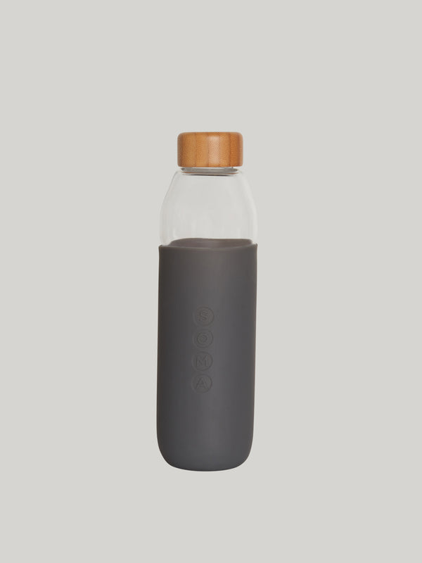 SOMA X BARRY'S LASER GLASS BOTTLE