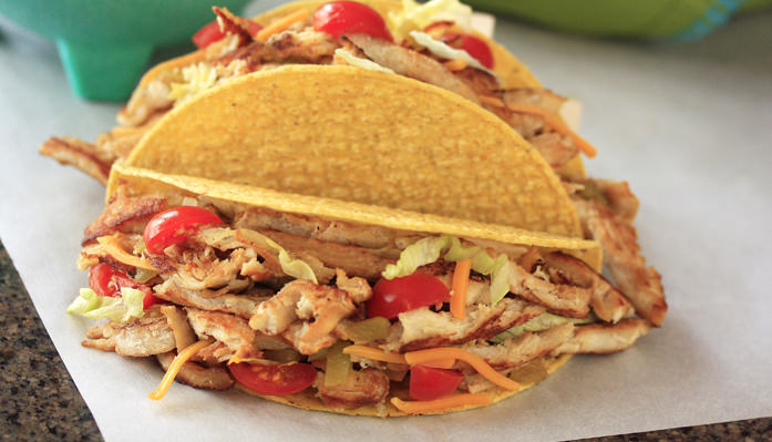 Easy & Delicious Chicken Tacos | Quick Family Meal