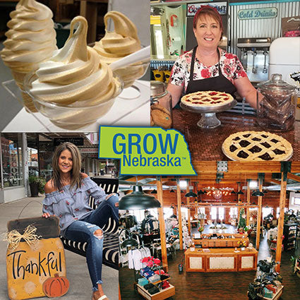 Shop, Sip, Taste & Create at Six Amazing Fall Nebraska Getaways