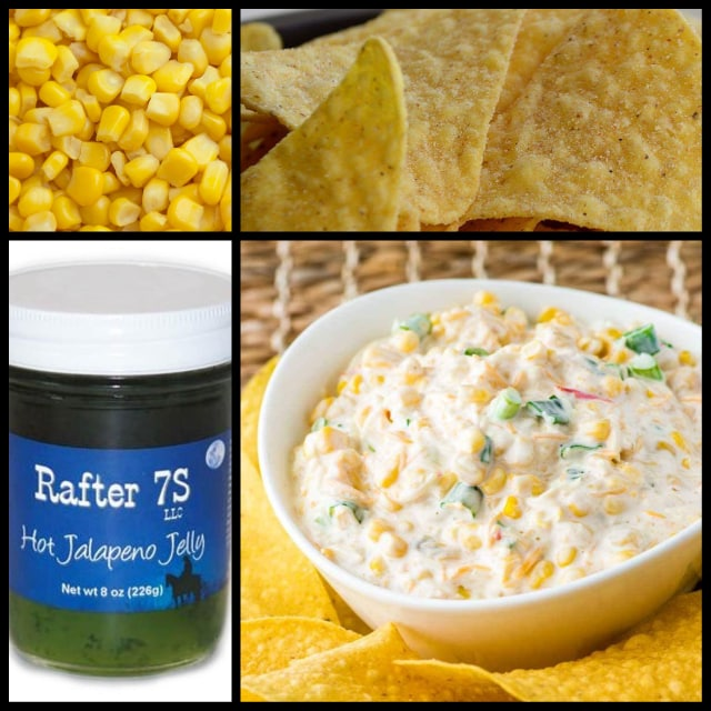 Holiday Corn Dip | Cool & Spicy | Rafter 7S Corn Dip
