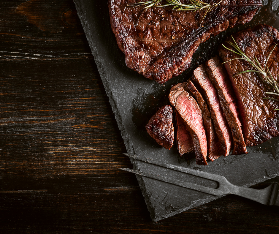 Steak + Coffee = Dynamic Duo | Coffee Rubbed Steak | Steak With Flavor
