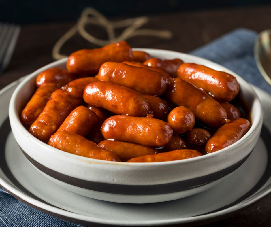 Holiday Habanero Little Smokies | Great Family Gathering Dish | Game Day Snack