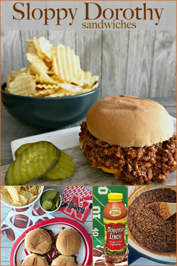 Sloppy Dorothy Sandwiches - YUM!