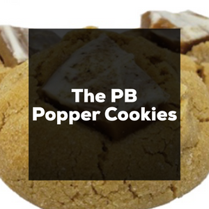 The PB Popper | Dirt Nap Recipe | Kickin' Dessert