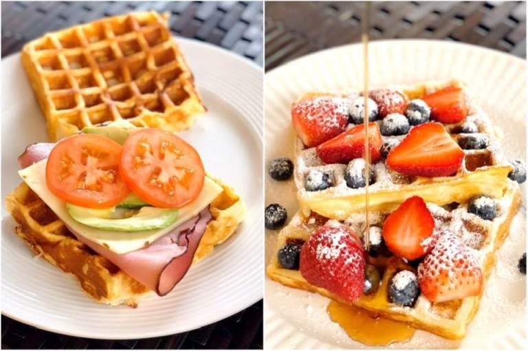 HEAVENLY WAFFLES | Crunchy Outside, Smooth Inside | Brunch Everyone Will Love!