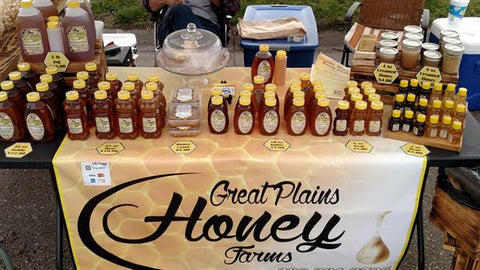 Great Plains Honey Farm