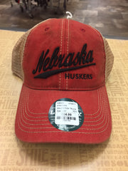 Sporting Edge Nebraska Husker Ball Hat