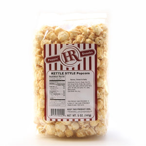 HR Poppin' Snacks Kettle Corn Popcorn