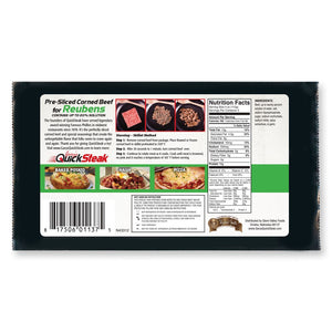 Corned Beef Pack of 7 | Thin Sliced With Quality Sirloin | Easy & Quick to Cook | FREE Shipping