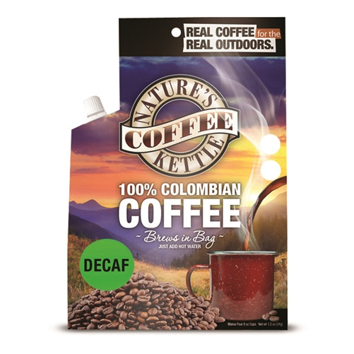 Nature's Coffee Kettle Decaf Coffee Kettle