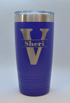 20 oz Personalized Tumbler | Special Event Gifts | 100% Customized Travel Mug