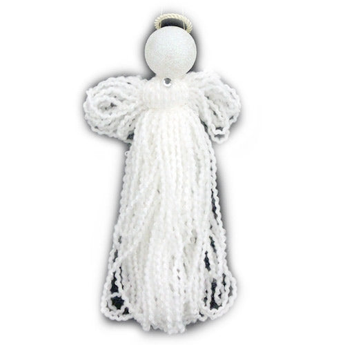 Heirloom Treasures Birthstone Angel April Ornament