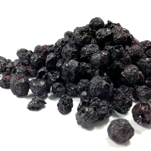 Grain Place Foods Non-GMO Organic Freeze-Dried Blueberries .5lb