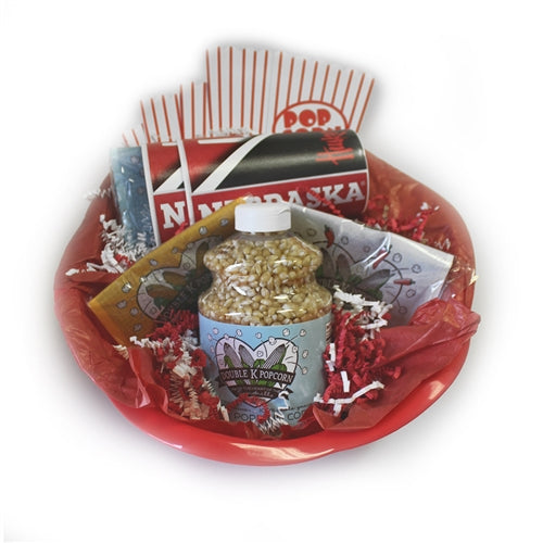 The Basket Case Popcorn Party Bowl