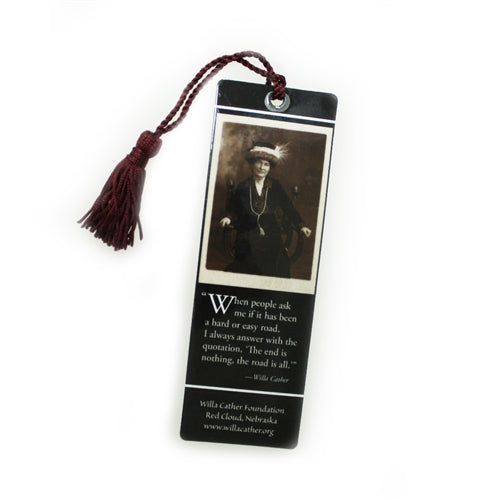 Willa Cather Foundation Quote Bookmark