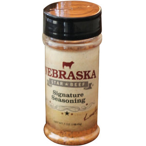 Nebraska Star Beef Signature Steak Seasoning - 7 oz