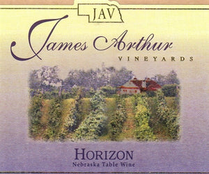 James Arthur Vineyard Nebraska Horizon Wine
