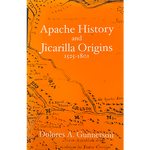 Apache History and Jicarilla Origins 1525-1801