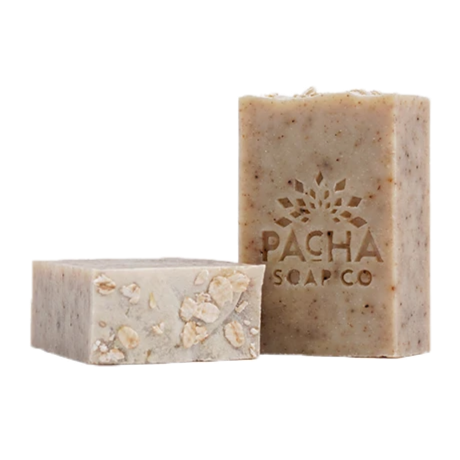 Dirty Hippie Natural 4 oz Bar Soap | Best Patchouli Soap | Shipping Included Options | Pacha Soap Company