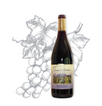 Frontenac Wine | Dry Red Wine with Black Cherry & Red Berry Overtones | Drinks Like Liquid Jam