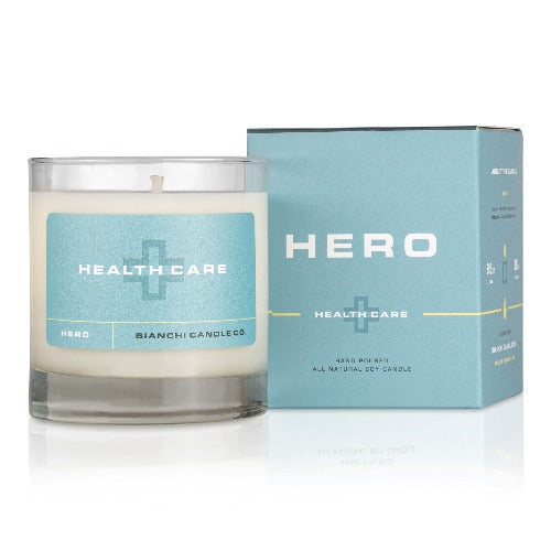 Yes You Candle HERO | 8 oz. | HEALTH CARE