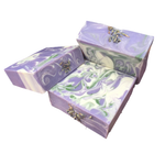 Lavender Breeze Soap | Relax & Breathe | LaRee's Handcrafted Soaps