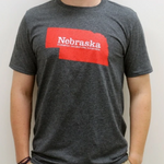 Nebraska. Honestly, It's Not For Everyone T-shirt | Cotton Blend