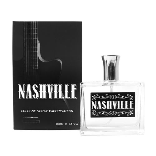 Nashville Cologne Spray 3.4oz | Relive History With This Cologne | For The True Man