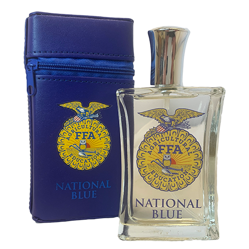 FFA National Blue Cologne | FFA Men's Sweet Spray | Cologne for a Cause
