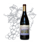 Nebraska Red | Medium-Bodied Dry Red Wine | Perfect for Any Occasion | Blended & Aged Red