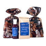 Western Gift Bag | Sandhill Cowboy's Syrup & Sandhill Cowgirl's Gourmet Baking Mix