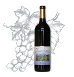 St. Croix Dry Red Wine | Full Bodied & Aged in American Oak | Hints of Currants & Dark Berried Fruit