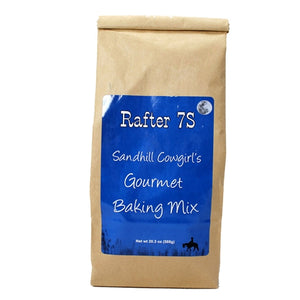 Rafter 7S Sandhills Cowgirl's Gourmet Baking Mix
