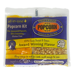 All-In-One-Popcorn Kit | Movie Theatre Popcorn | 3 Pack