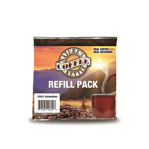 Nature's Coffee Kettle 100% Colombian Refill Pack