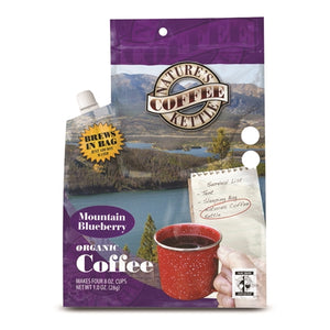 Nature's Coffee Kettle Mountain Blueberry Coffee Kettle