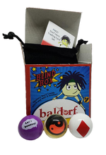 baldorf Blind Box<br>Mystery Kid's Box Supports Non-Profit<br>Mystic Rhoads Productions