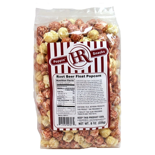 HR Poppin' Snacks Root Beer Float Popcorn