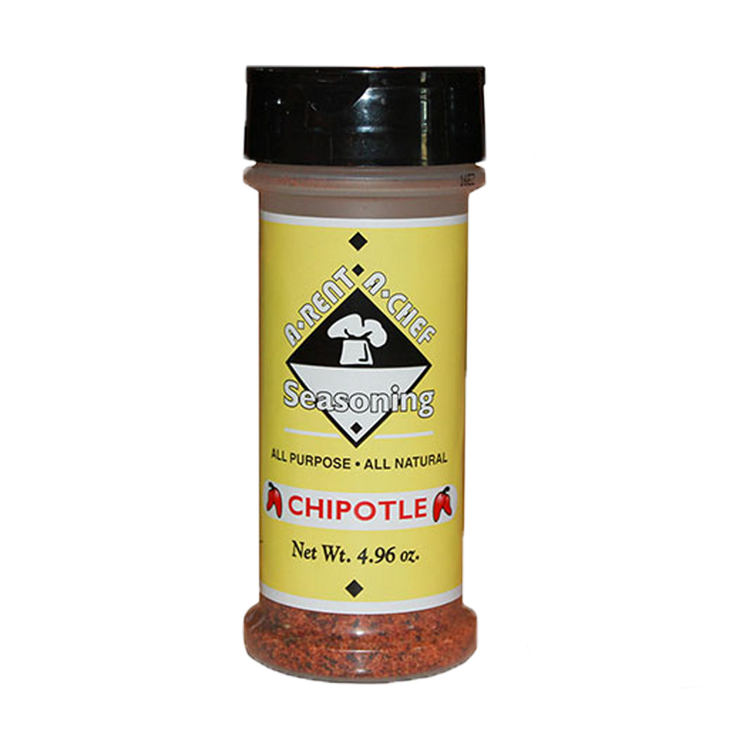 All-Natural Chipotle Seasoning | 4.96 oz. | A-Rent-A-Chef