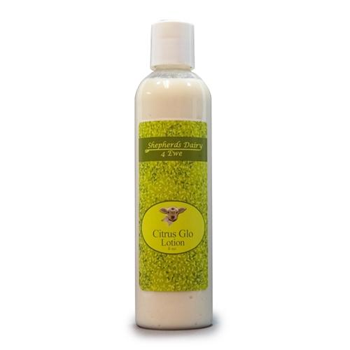 Citrus Glo Victorian Lotion | Soft & Smooth | Shepherd's Dairy 4 Ewe