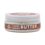 Coconut Lemon Hand Body Butter | Fresh & Fruity | Deeply Hydrating