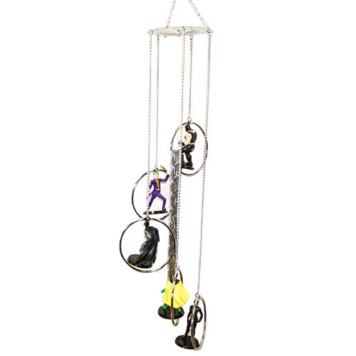MAAC Windchimes Super Heroes Windchime