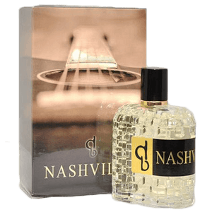 DB Nashville Cologne 3.4oz | Body Spray For The Music Artist | Spice Cologne with Earth Tones